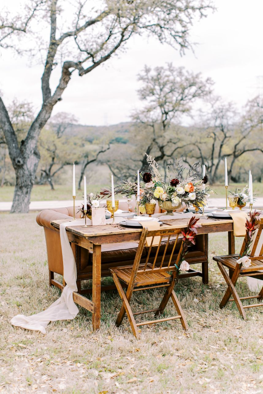 Touch of Whimsy Austin wedding planner
