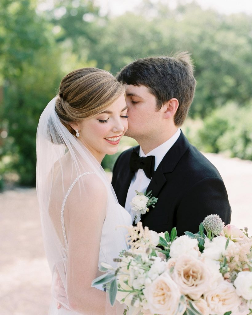 """""""Hands down, our favorite vendor was Stephanie Middleton of middletoneventsco. Stephanie made the entire wedding planning process feel like a"""