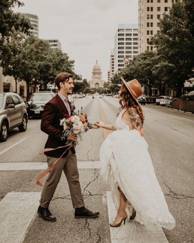 What is eloping all about, anyway? Why choose to elope rather than host a more traditional wedding? We're covering all