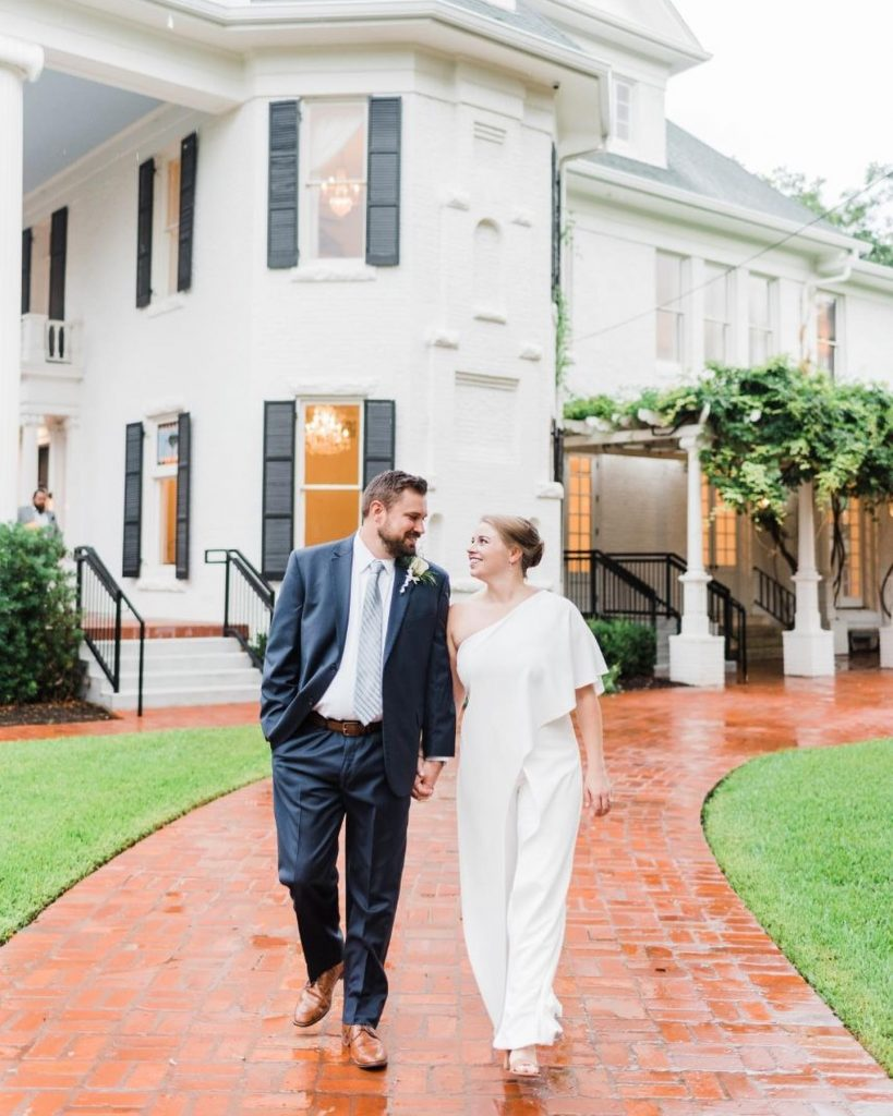 """""""Our favorite and most helpful wedding vendor was definitely our photographers! David and Cayla, with carhartphotography, are so amazing and"""