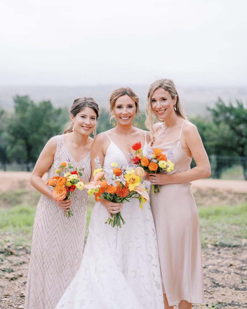 Vanna with bluesparrowevents was an absolute godsend. She seamlessly guided us through the entire year-long wedding planning process, utilizing her